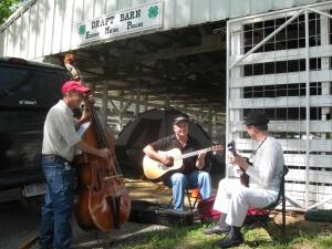 Jams at the Draft Barn
